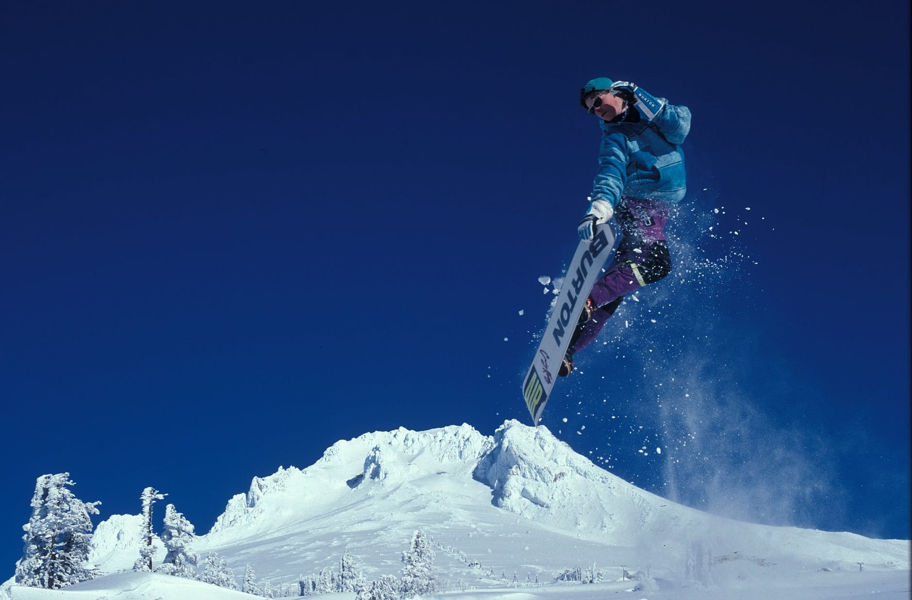 Snowboard with Burton Boards - Shop at Top Board Shops.com